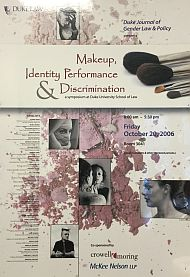 2006 | Makeup Identity Performance & Discrimination