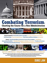 2008 | Combating Terrorism: Charting the Course for a New Administration
