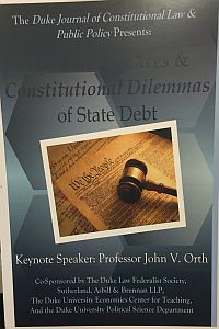 2012 | The Consequences and Constitutional Dilemma of State Debt